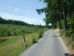 Rennradfahren im Rurhgebiet