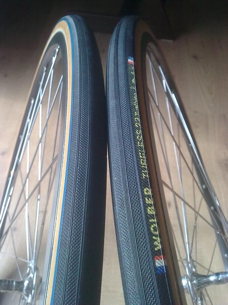 Wolber Triathlon Schlauch-Reifen